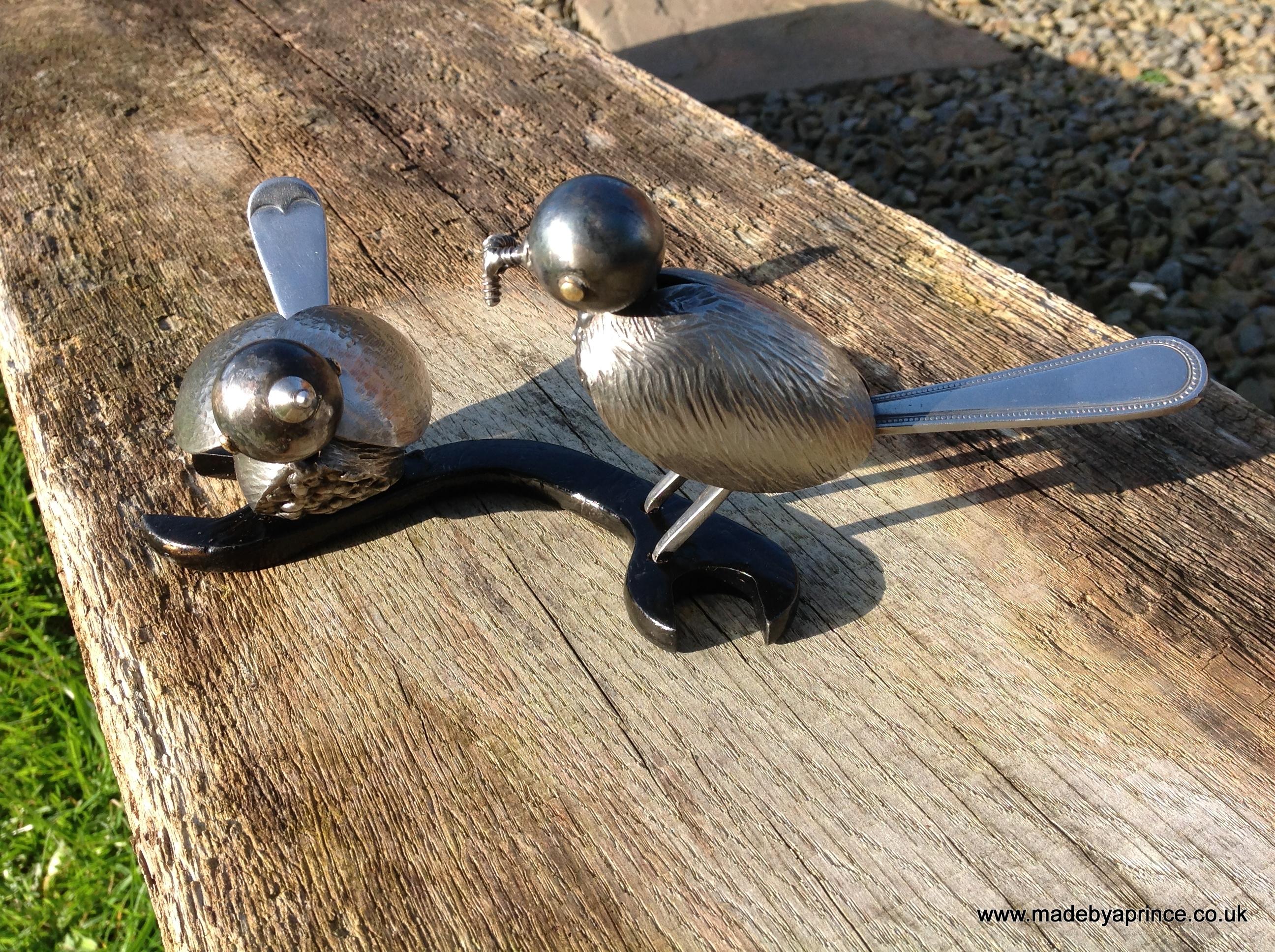 Birds on Spanner