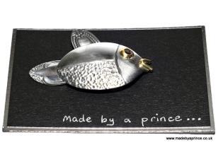 Fish Brooch