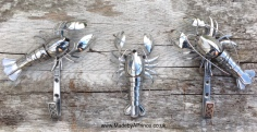 Lobster Hooks - Stainless Steel Cutlery