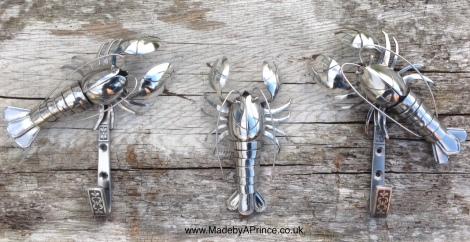 Lobster Hooks - Stainless Steel Cutlery